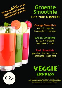 groente smoothies